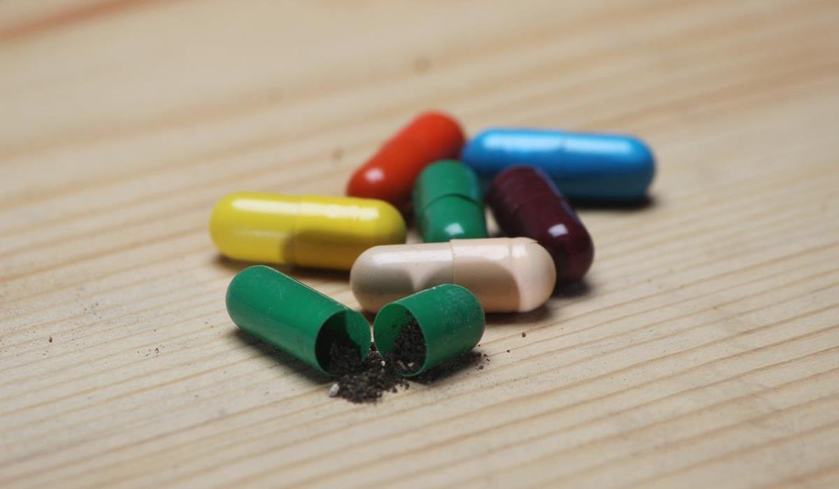 Ziołowe tabletki na potencję