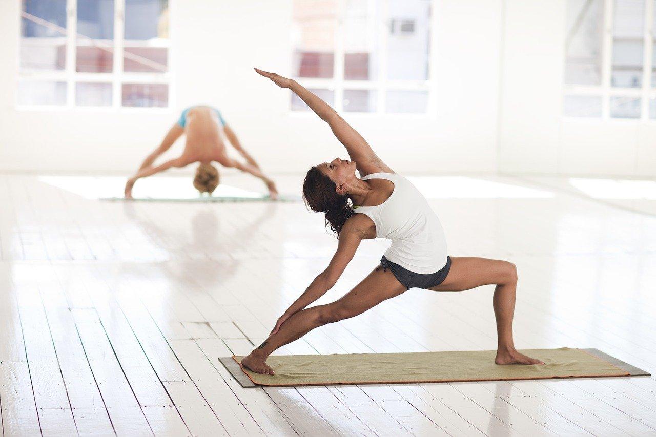 Relaks joga, medytacje, masaż